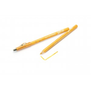 Saffron Glitter Makeup Pencil  210 Gold