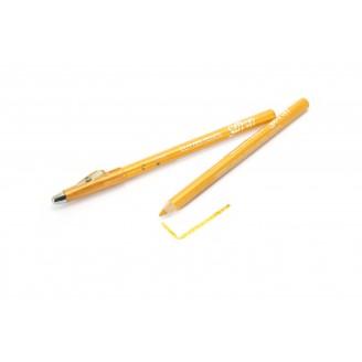 Saffron Glitter Makeup Pencil  210 Gold