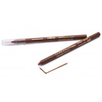 Saffron Cover & Concealer Multifunction Pencil  206 Dark Brown