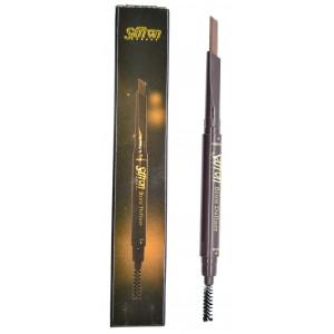 Saffron Eye Brow Definer 03 Chocolate Brown