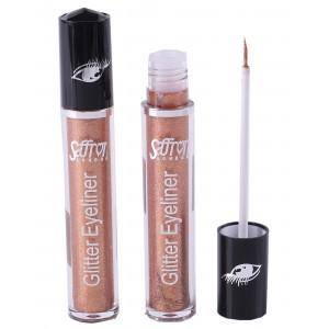 Saffron Glitter Eyeliner   Colour 04