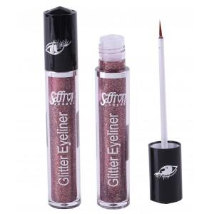 Saffron Glitter Eyeliner   Colour 05