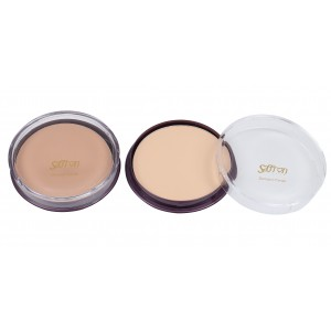 Saffron Compact Powder A2 Soft Honey