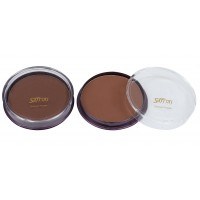 Saffron Compact Powder C3 Coffee