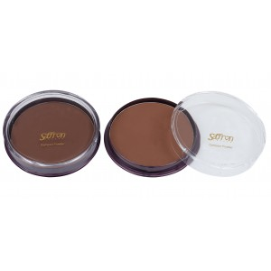 Saffron Compact Powder C3 Coffee