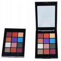 Saffron Matte & Metallic Eyeshadow Shade 03