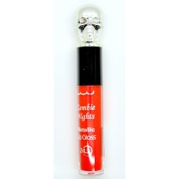 Saffron Zombie Nights Metallic Lip Gloss 24Hrs Colour 02