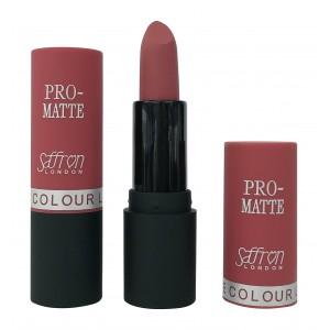 Saffron Pro-Matte Lipstick  10 Matte Perfect Red