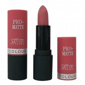 Saffron Pro-Matte Lipstick  04 Matte Candy