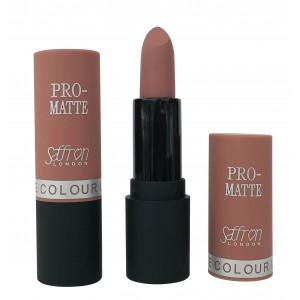 Saffron Pro-Matte Lipstick  06 Matte Ginger Toast