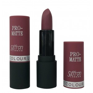 Saffron Pro-Matte Lipstick  08 Matte Honey