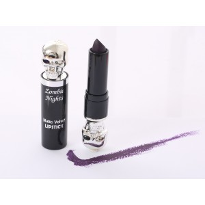 Saffron Zombie Nights Matte Velvet Lipstick  03 Fetish