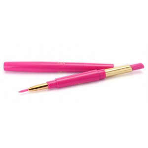 Saffron Lipstick & Lipliner   03 Party Pink