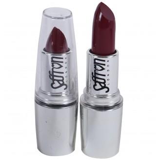 Saffron Lipstick   Burgundy Beauty 48