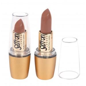 Saffron Nude Colour Lipstick   Praline Nude 103