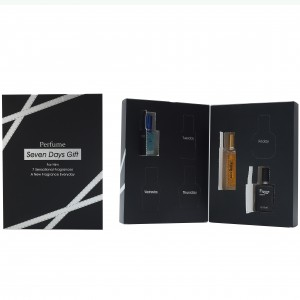 FRAGRANCE SEVEN DAYS ADVENT CALENDAR FOR HIM by Saffron LONDON