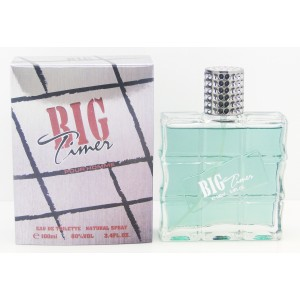 Big Timer   Men's Eau de Toilette 100ml