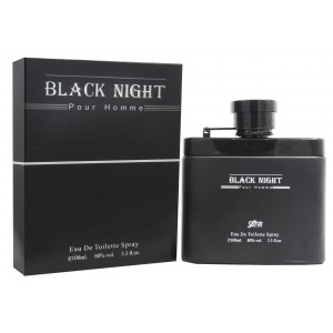Black Night   Men's Eau de Toilette 100ml