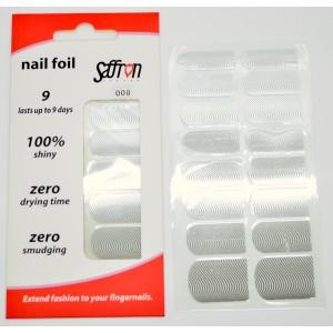 Saffron Shiny Nail Foils  008