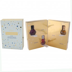 FRAGRANCE 7 DAYS ADVENT CALENDAR FOR HER by Saffron LONDON