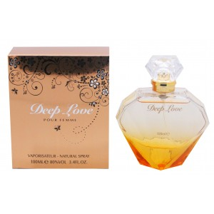 Deep Love   Women's Eau de Parfum 100ml