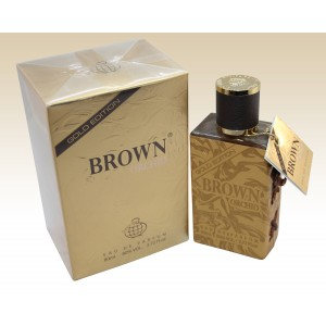 Brown Orchid Gold Edition   Unisex 80ml