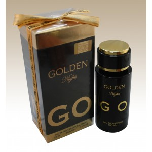 Golden Nights   Unisex 100ml