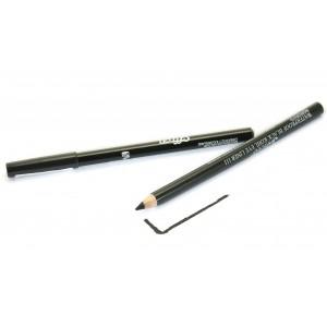 Saffron Waterproof Kohl Eye Pencil   Black