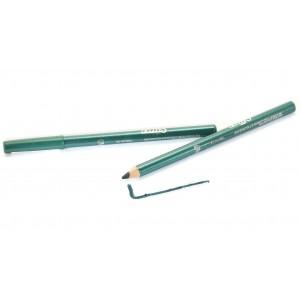 Saffron Soft Kajal Eye Liner Pencil – Forest Green