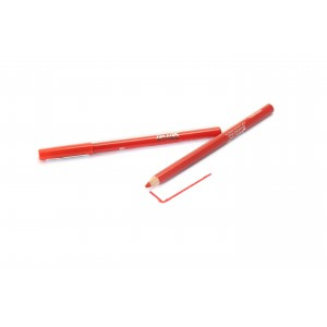 Saffron Lip Liner Pencil   Diamond Red