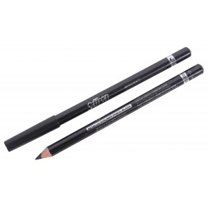 Saffron Metallic Eye Pencil Black 121