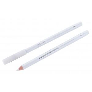 Saffron Metallic Eye Pencil White 122