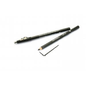Saffron Glitter Makeup Pencil  207 Black