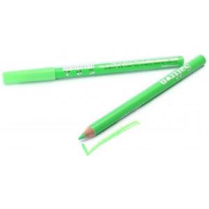 Saffron Neon Lip&Eye Pencil Green