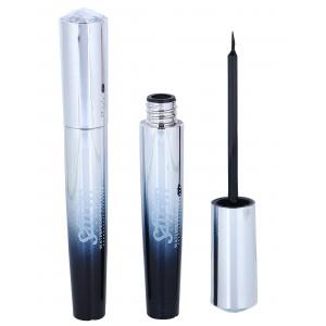 Saffron Liquid Eye Liner  Black