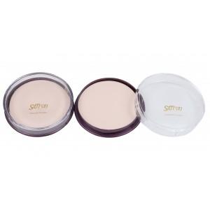 Saffron Compact Powder A1 Ivory