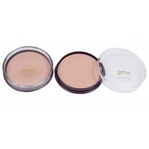 Saffron Compact Powder A3 Fair