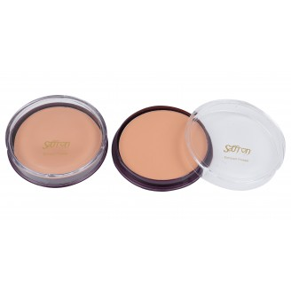 Saffron Compact Powder B3 Biscuit