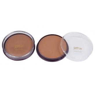 Saffron Compact Powder C1 Sand