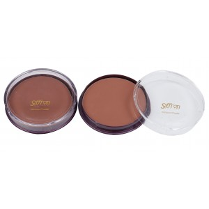 Saffron Compact Powder C2 Chocolate