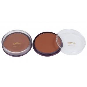 Saffron Compact Powder C4 Hot Fudge