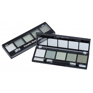 Saffron Metallic Eye Shadow #8916 (Colour 02)