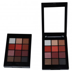 Saffron Matte & Metallic Eyeshadow Shade 01