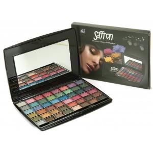 Saffron 48 Color Eye Shadow Palette