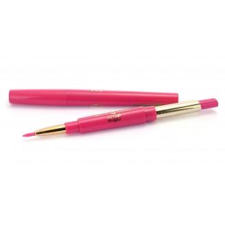 Saffron Lipstick & Lipliner   01 Rose Ice