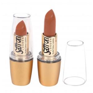 Saffron Nude Colour Lipstick  Matte Playful Chic 110