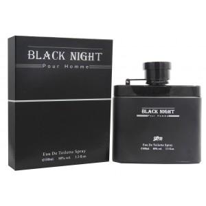 Black Night   Men's Eau de Toilette 100ml