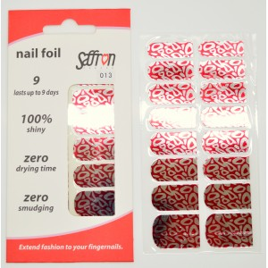 Saffron Shiny Nail Foils  013