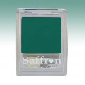 Saffron Neon Colour Eye Shadow Green 6
